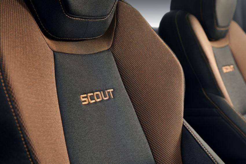 Skoda Karoq Scout and Sportline variants introduced Image #867235