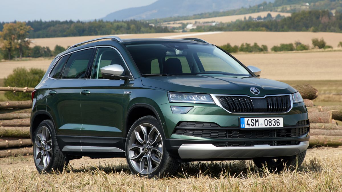 Skoda Karoq Scout and Sportline variants introduced