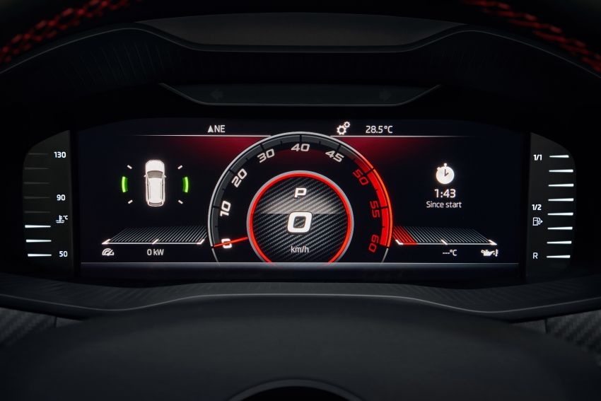 Skoda Kodiaq RS – SUV 7-tempat duduk paling pantas di Nurburgring, 2.0L diesel twin turbo, 240 PS/500Nm Image #867013