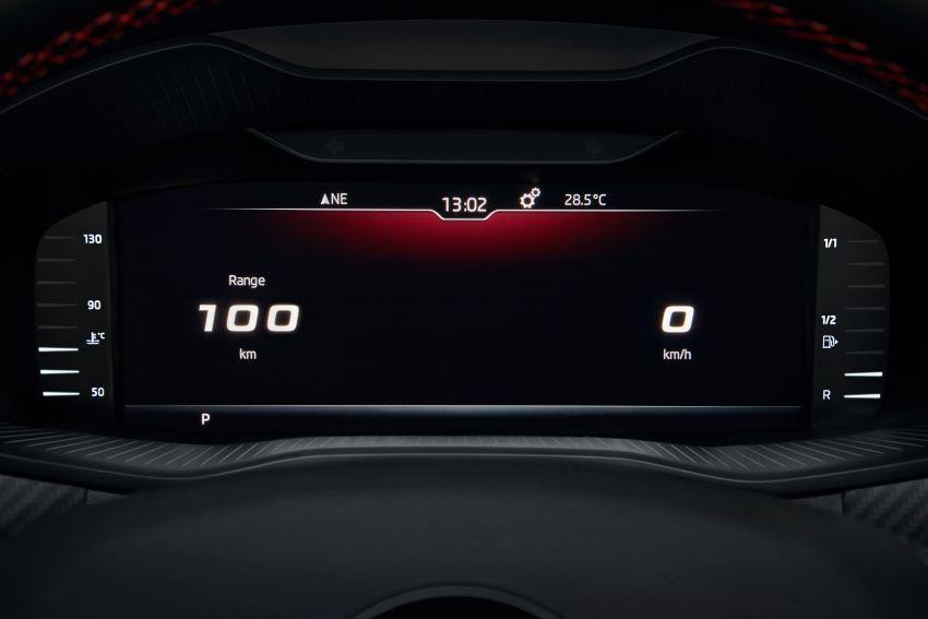 Skoda Kodiaq RS – SUV 7-tempat duduk paling pantas di Nurburgring, 2.0L diesel twin turbo, 240 PS/500Nm Image #867007