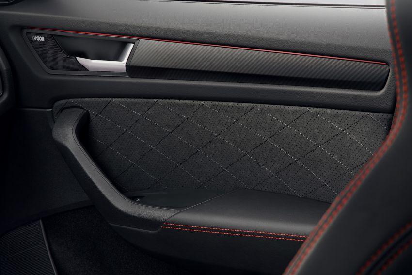 Skoda Kodiaq RS – SUV 7-tempat duduk paling pantas di Nurburgring, 2.0L diesel twin turbo, 240 PS/500Nm Image #866986