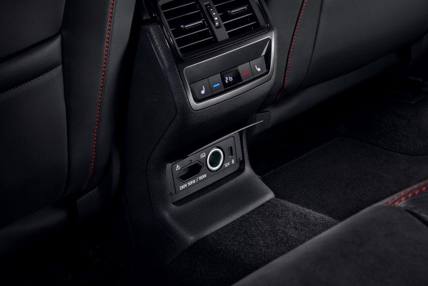 Skoda Kodiaq RS – SUV 7-tempat duduk paling pantas di Nurburgring, 2.0L diesel twin turbo, 240 PS/500Nm Image #866983
