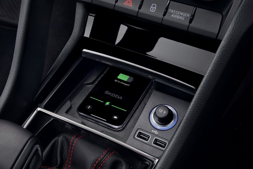 Skoda Kodiaq RS – SUV 7-tempat duduk paling pantas di Nurburgring, 2.0L diesel twin turbo, 240 PS/500Nm Image #866980