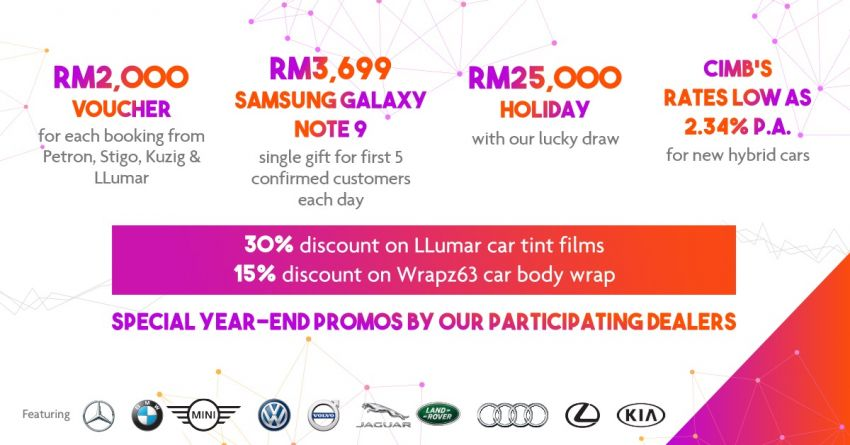 <em>paultan.org</em> PACE 2018 – find the best deals on BMW Premium Selection cars, prices start from RM65,000 Image #880575