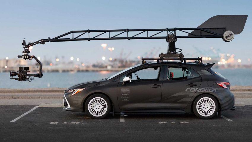 Toyota bawa lima buah Corolla hatchback generasi baharu yang diubahsuai ke pertunjukkan SEMA 2018 Image #881694