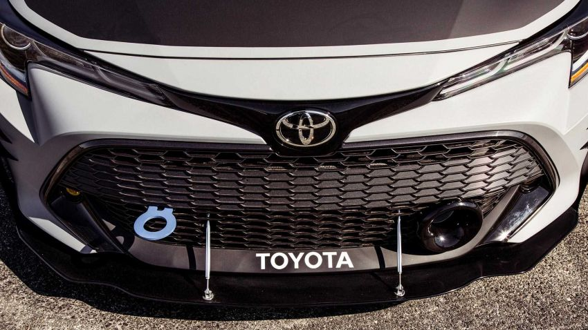 Toyota bawa lima buah Corolla hatchback generasi baharu yang diubahsuai ke pertunjukkan SEMA 2018 Image #881686