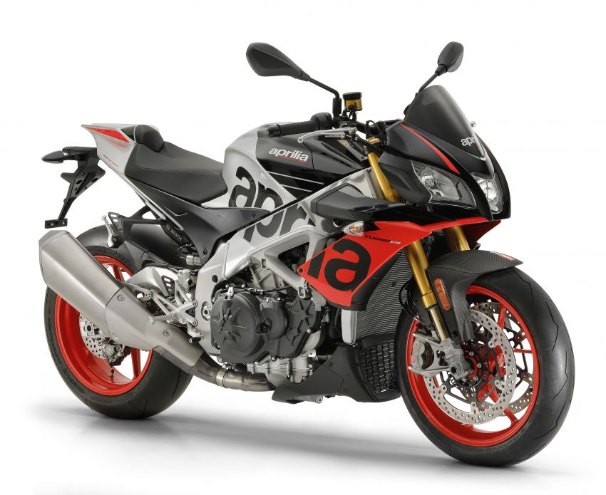 2018 EICMA: 2019 Aprilia Tuono V4 1100 Factory and Tuono 1100 RR – 175 hp and electronic suspension Image #885898