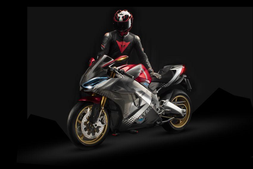 2018 EICMA: KYMCO shows SuperNEX e-bike Image #886815