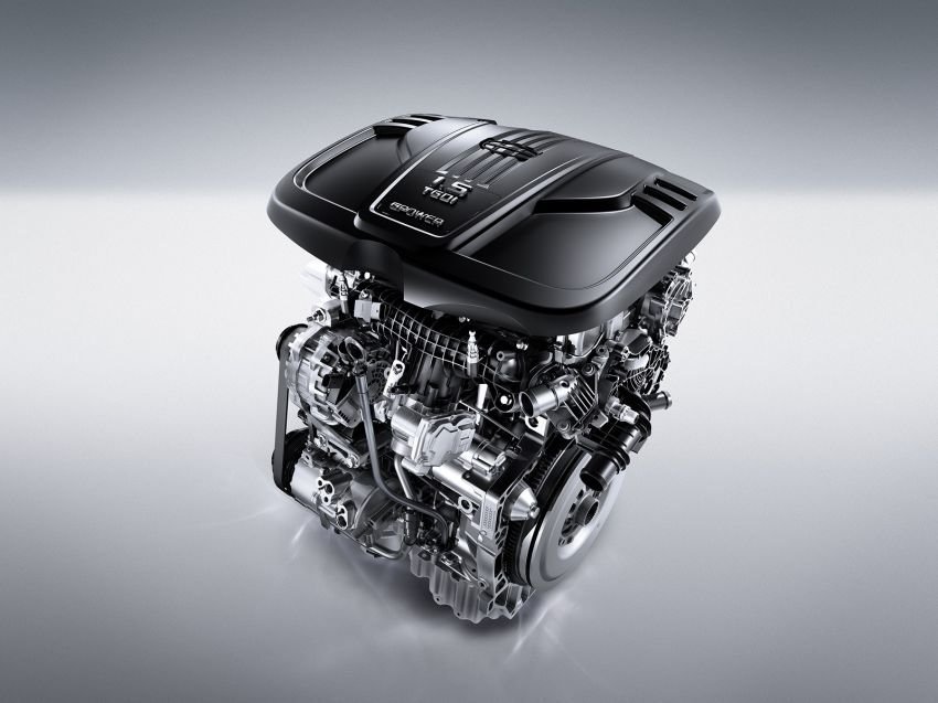 Geely Binyue launched in China – 1.5L and 1.0L turbo engines; Level 2 autonomous driving; from RM47k Image #885648