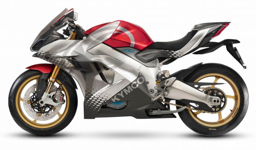 2018 EICMA: KYMCO shows SuperNEX e-bike Image #886819
