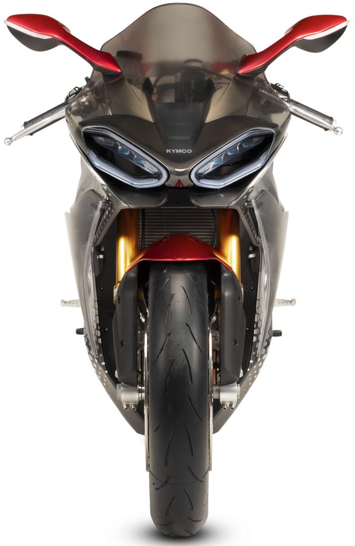 2018 EICMA: KYMCO shows SuperNEX e-bike Image #886820