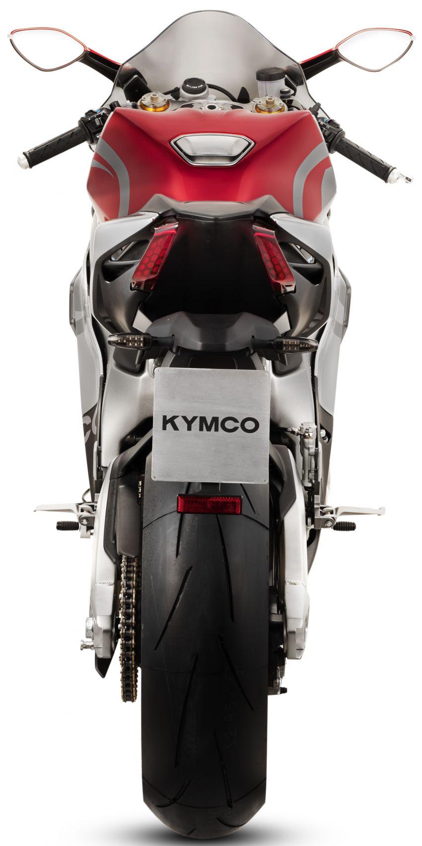 2018 EICMA: KYMCO shows SuperNEX e-bike Image #886821