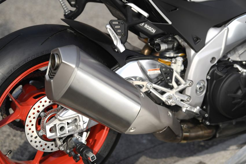 2018 EICMA: 2019 Aprilia Tuono V4 1100 Factory and Tuono 1100 RR – 175 hp and electronic suspension Image #885905