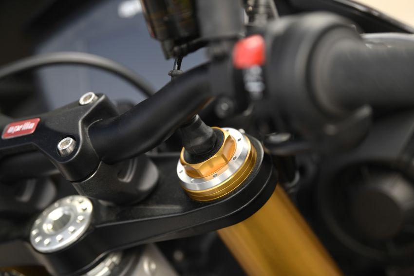 2018 EICMA: 2019 Aprilia Tuono V4 1100 Factory and Tuono 1100 RR – 175 hp and electronic suspension Image #885906