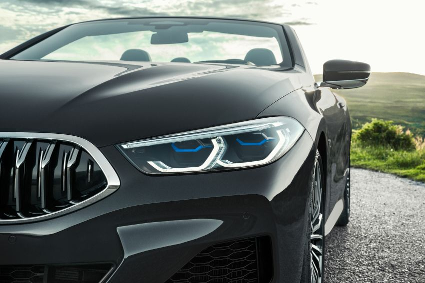 G14 BMW 8 Series Convertible – two variants, for now Image #882534