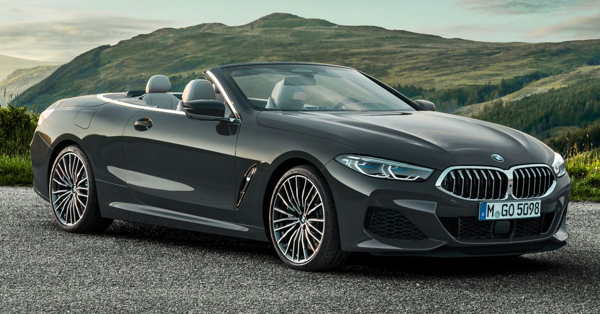 2018 BMW 3 Series >> G14 BMW 8 Series Convertible – two variants, for now Paul ...