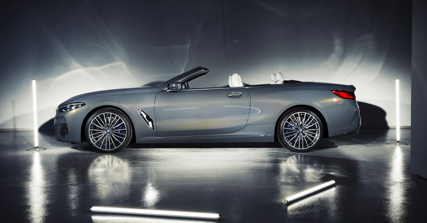 G14 BMW 8 Series Convertible – two variants, for now Image #882565