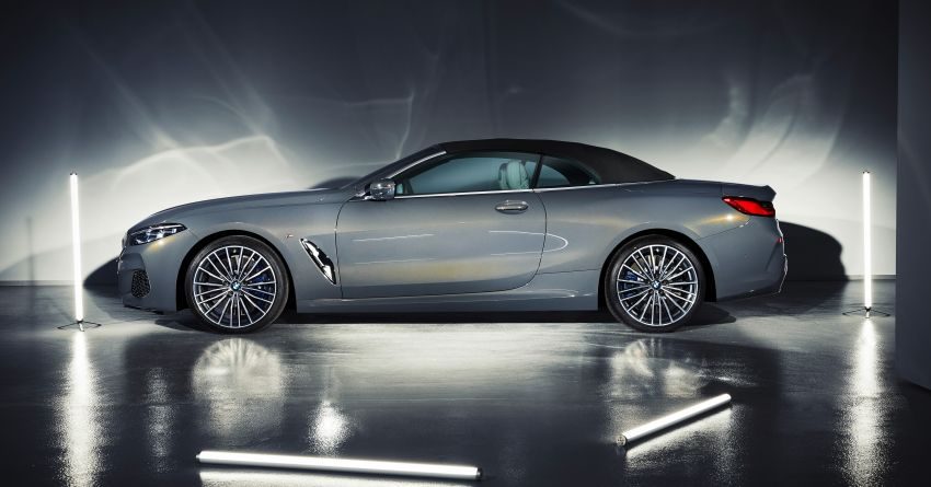 G14 BMW 8 Series Convertible – two variants, for now Image #882566