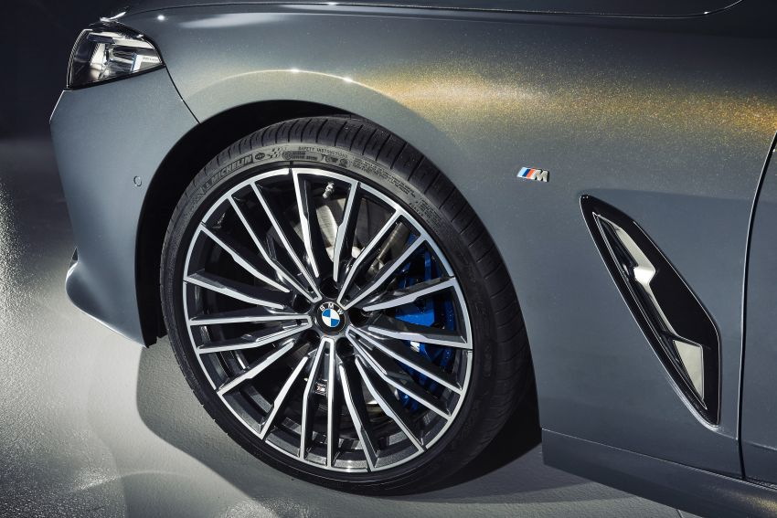 G14 BMW 8 Series Convertible – two variants, for now Image #882569
