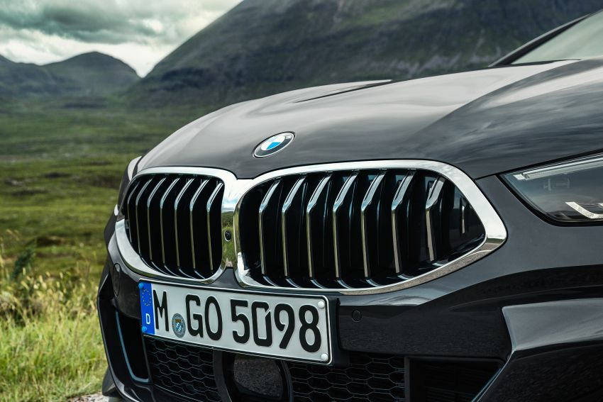 G14 BMW 8 Series Convertible – two variants, for now Image #882530