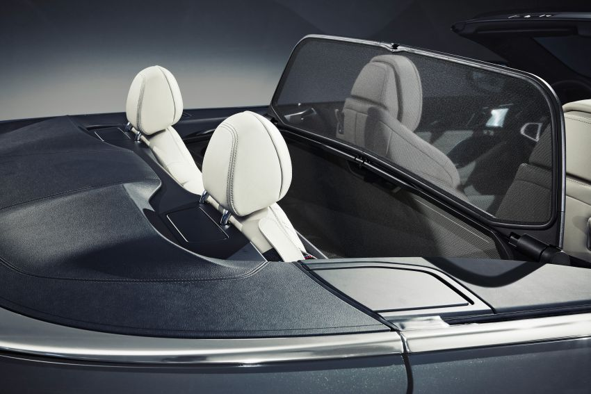 G14 BMW 8 Series Convertible – two variants, for now Image #882585