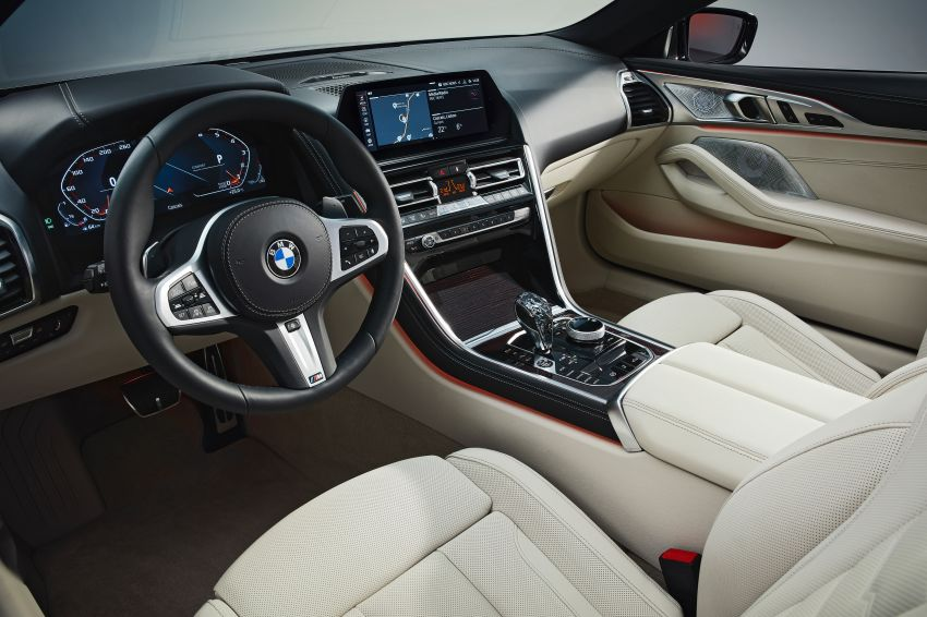 G14 BMW 8 Series Convertible – two variants, for now Image #882594