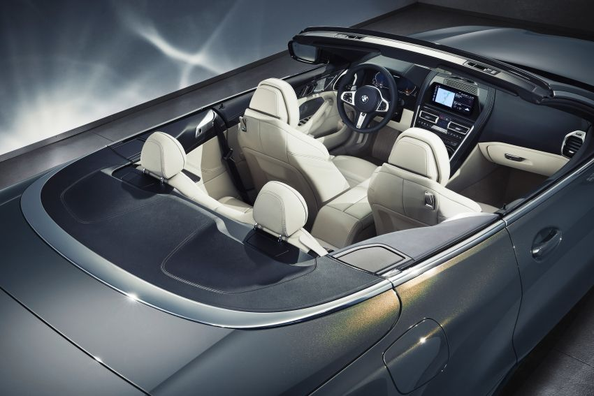 G14 BMW 8 Series Convertible – two variants, for now Image #882583