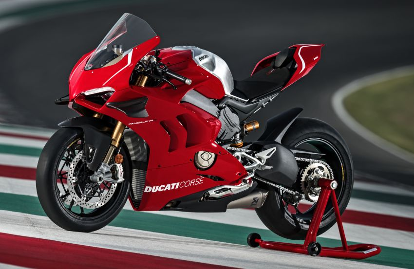 2019 Ducati Panigale V4 R released, now with wings, rest of Ducati Panigale Superbike range gets updates Image #884418