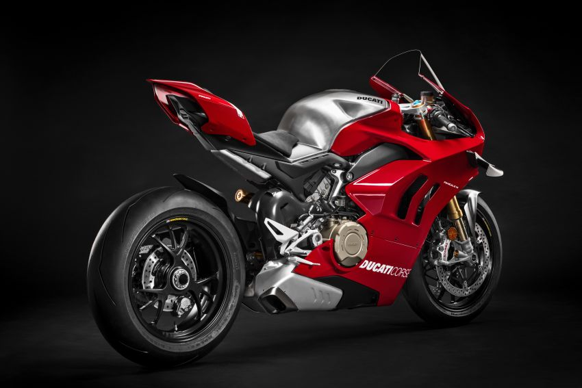 2019 Ducati Panigale V4 R released, now with wings, rest of Ducati Panigale Superbike range gets updates Image #884427