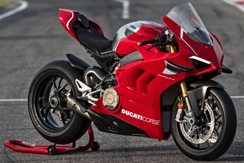 2019 Ducati Panigale V4 R released, now with wings, rest of Ducati Panigale Superbike range gets updates Image #884428