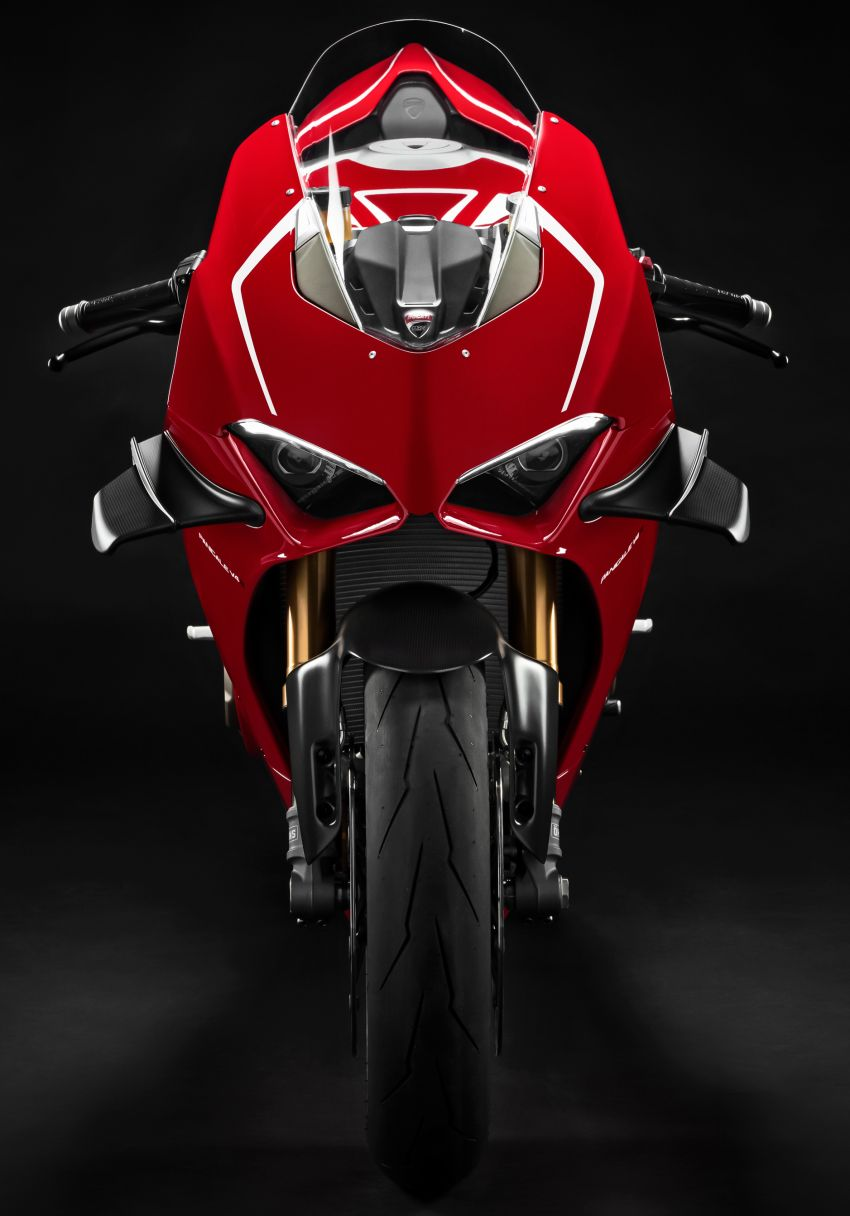2019 Ducati Panigale V4 R released, now with wings, rest of Ducati Panigale Superbike range gets updates Image #884429