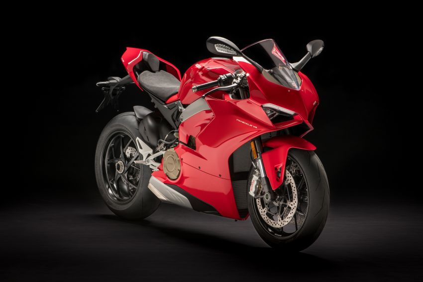 2019 Ducati Panigale V4 R released, now with wings, rest of Ducati Panigale Superbike range gets updates Image #884430