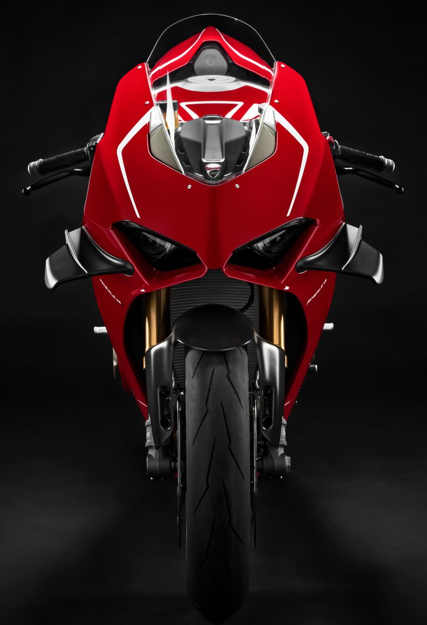 2019 Ducati Panigale V4 R released, now with wings, rest of Ducati Panigale Superbike range gets updates Image #884432