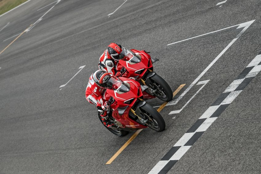 2019 Ducati Panigale V4 R released, now with wings, rest of Ducati Panigale Superbike range gets updates Image #884433
