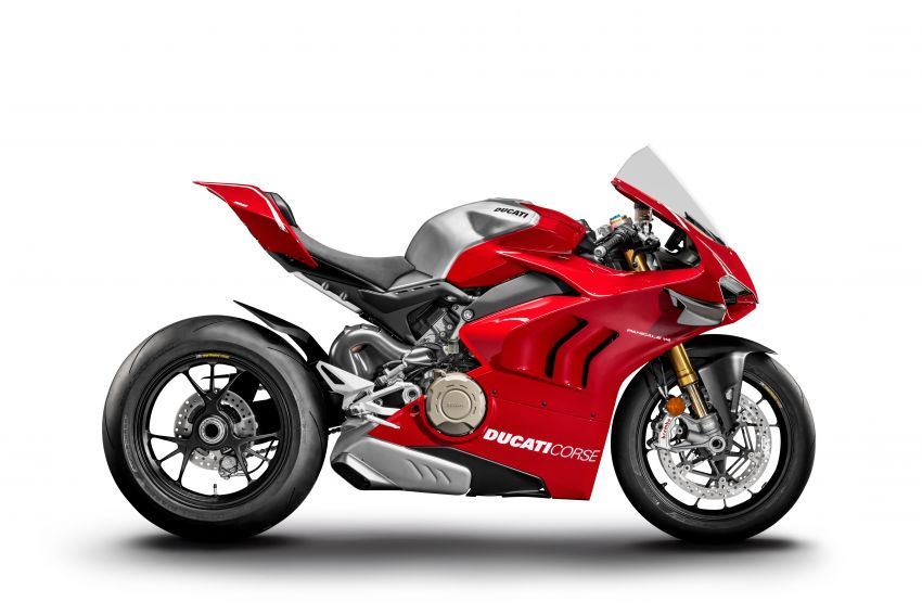 2019 Ducati Panigale V4 R released, now with wings, rest of Ducati Panigale Superbike range gets updates Image #884439
