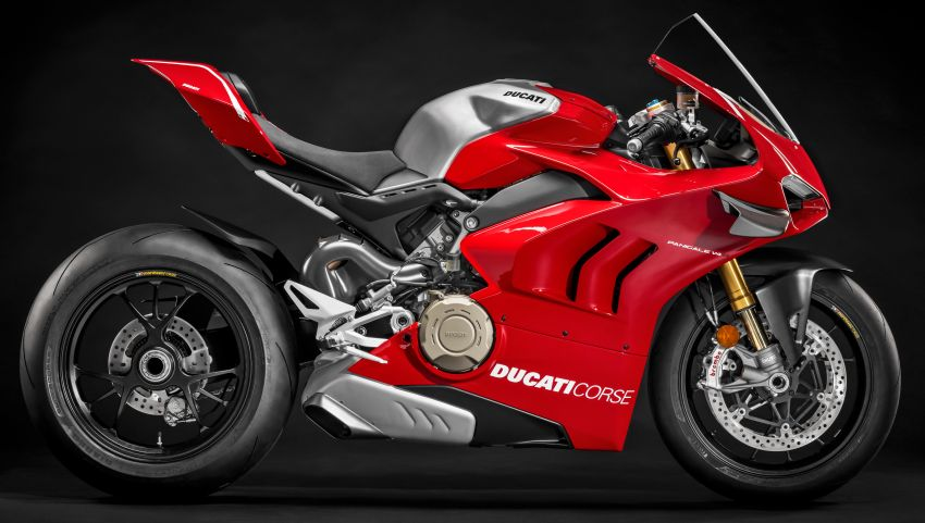2019 Ducati Panigale V4 R released, now with wings, rest of Ducati Panigale Superbike range gets updates Image #884419