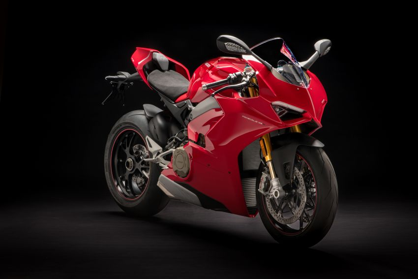 2019 Ducati Panigale V4 R released, now with wings, rest of Ducati Panigale Superbike range gets updates Image #884443