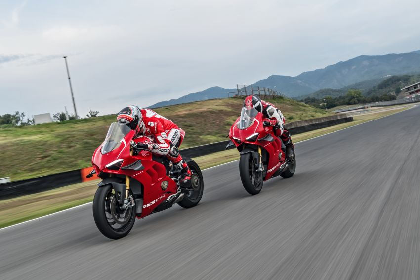 2019 Ducati Panigale V4 R released, now with wings, rest of Ducati Panigale Superbike range gets updates Image #884450