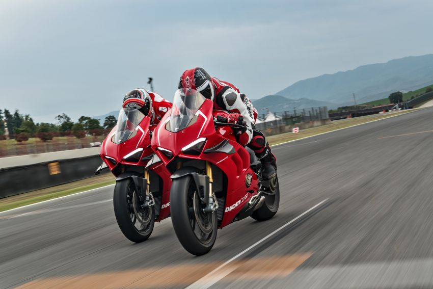 2019 Ducati Panigale V4 R released, now with wings, rest of Ducati Panigale Superbike range gets updates Image #884452