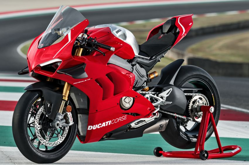 2019 Ducati Panigale V4 R released, now with wings, rest of Ducati Panigale Superbike range gets updates Image #884420
