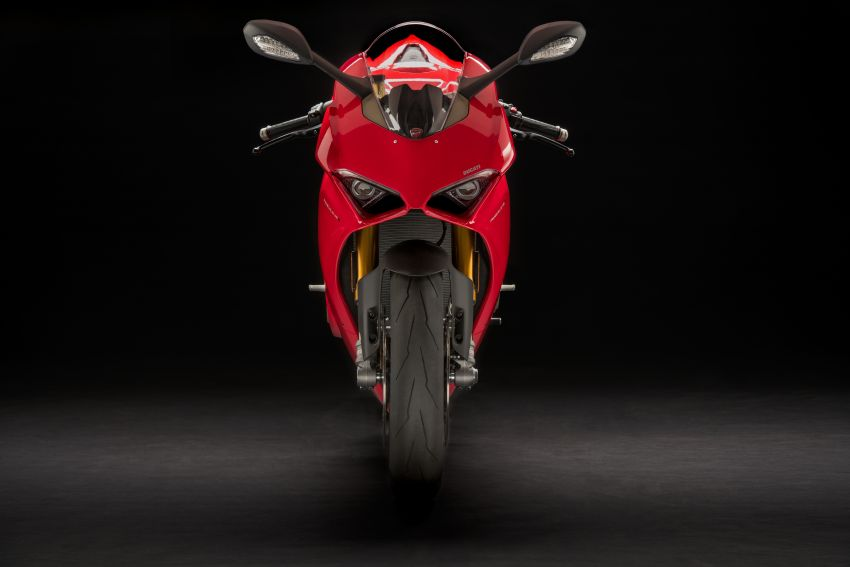 2019 Ducati Panigale V4 R released, now with wings, rest of Ducati Panigale Superbike range gets updates Image #884455