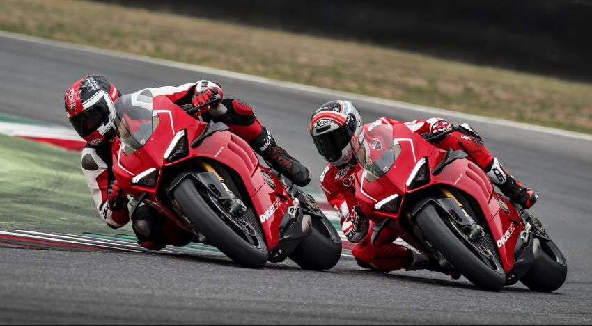 2019 Ducati Panigale V4 R released, now with wings, rest of Ducati Panigale Superbike range gets updates Image #884472