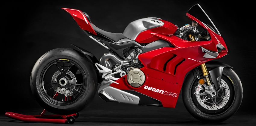 2019 Ducati Panigale V4 R released, now with wings, rest of Ducati Panigale Superbike range gets updates Image #884421