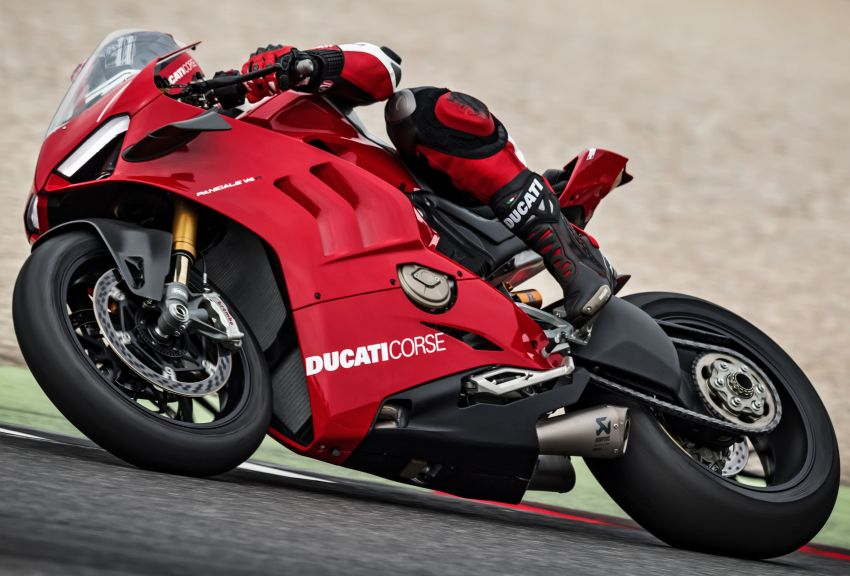 2019 Ducati Panigale V4 R released, now with wings, rest of Ducati Panigale Superbike range gets updates Image #884481