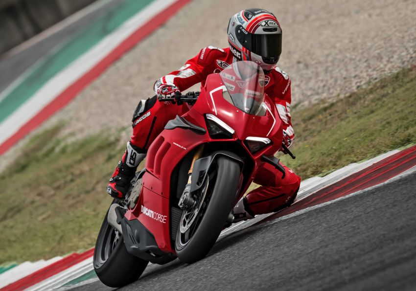2019 Ducati Panigale V4 R released, now with wings, rest of Ducati Panigale Superbike range gets updates Image #884502