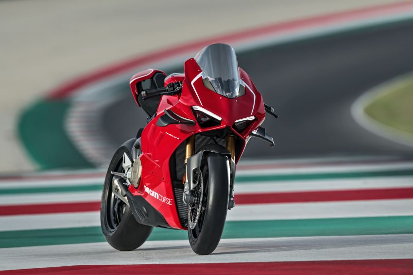 2019 Ducati Panigale V4 R released, now with wings, rest of Ducati Panigale Superbike range gets updates Image #884423