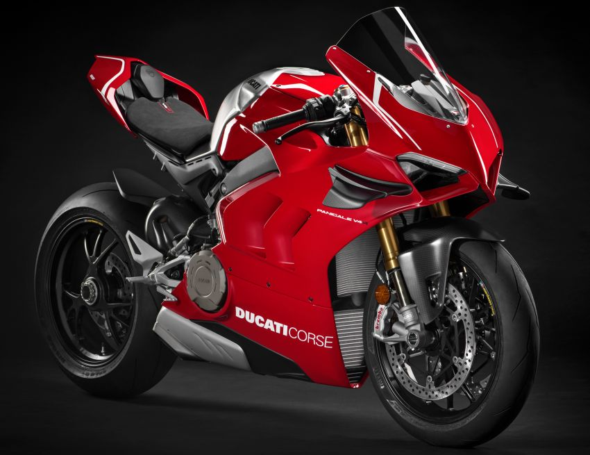 2019 Ducati Panigale V4 R released, now with wings, rest of Ducati Panigale Superbike range gets updates Image #884424