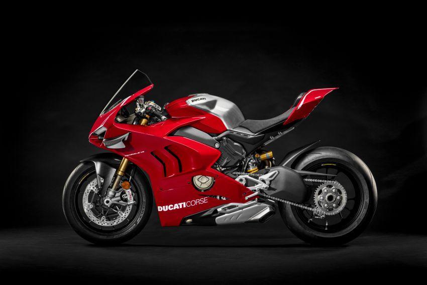 2019 Ducati Panigale V4 R released, now with wings, rest of Ducati Panigale Superbike range gets updates Image #884425