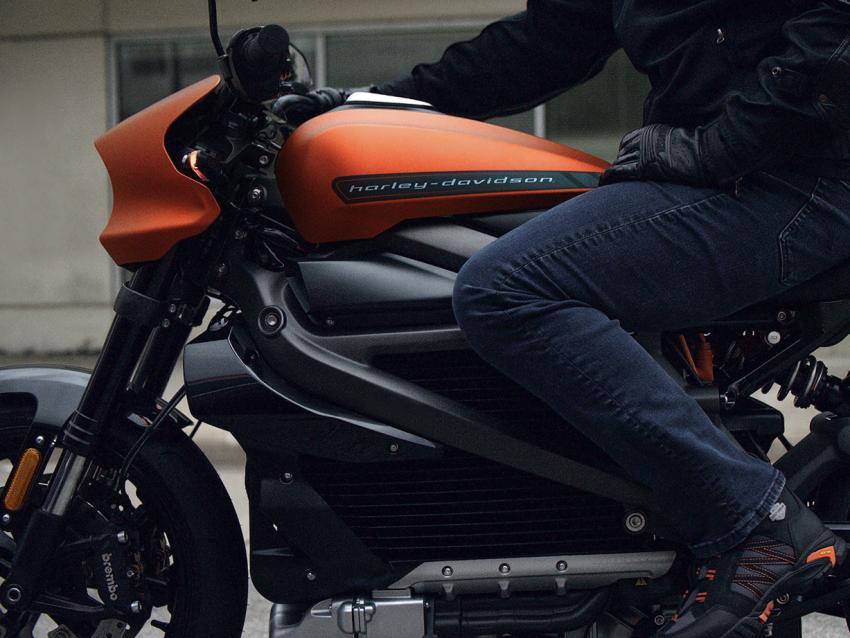 Harley-Davidson Livewire akan dibuka untuk tempahan bermula Januari 2019, spesifikasi awal telah didedah Image #885052
