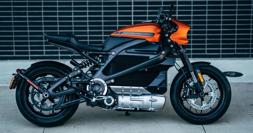 Harley-Davidson Livewire akan dibuka untuk tempahan bermula Januari 2019, spesifikasi awal telah didedah Image #885053